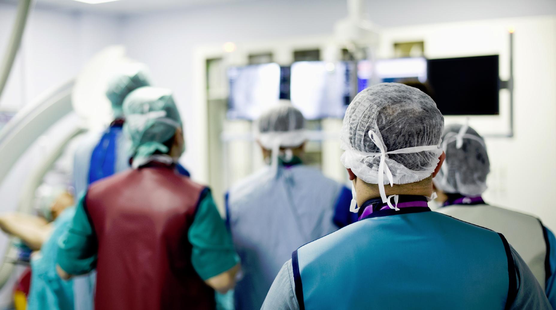 Χειρουργικός Τομέας, Γενικό Νοσοκομείο Κιλκίς