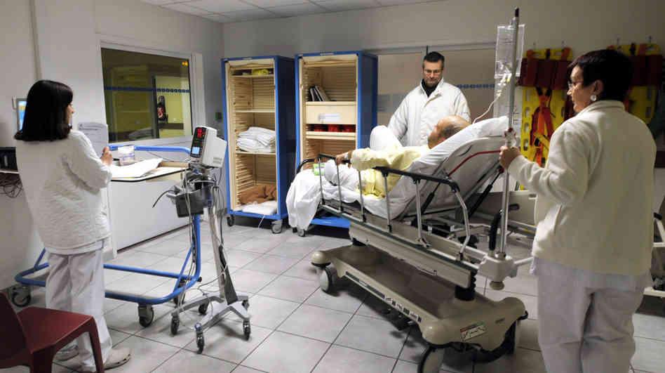 Μονάδα Βραχείας Νοσηλείας – Γενικού Νοσοκομείου Κιλκίς